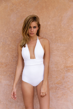Dalia One Piece WHITE