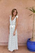Robe longue Alexandra Citrus