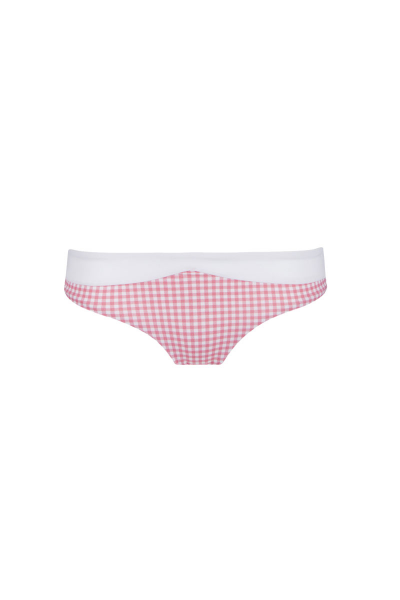 Culotte taille basse Aurora GINGHAM