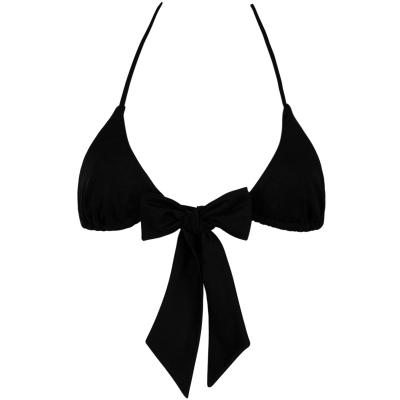 Haut Triangle Cara Black