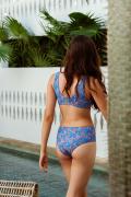 Ursula top & Gustavia bottom Paint