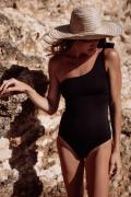 Theodora One Piece Black