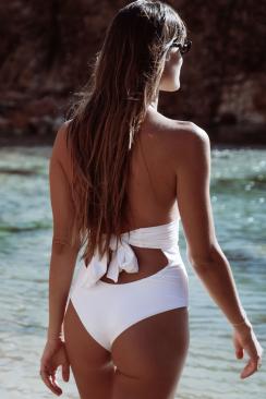 Dalia One Piece WHITE