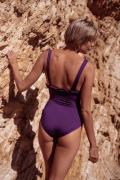 Pixie Purple One Piece
