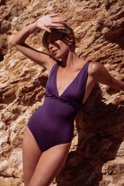 Pixie Purple One Piece