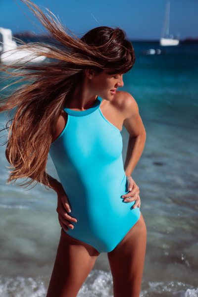 One Piece Saskia Mint