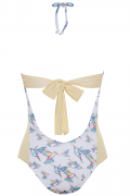 Louisa Halo Bustier One-piece