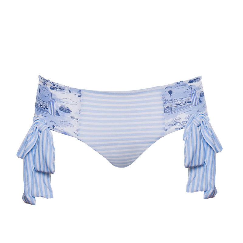 Culotte Shorty à Noeuds Uta BREEZE