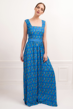 Chiara Aloha maxi dress