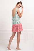 Mini robe Macha Gardenia
