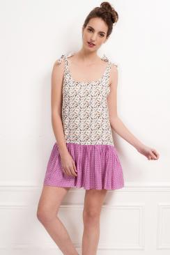 Macha Chance mini dress