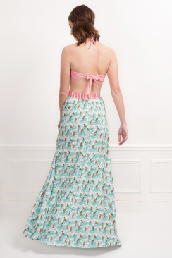 Maxi skirt Linda Gardenia